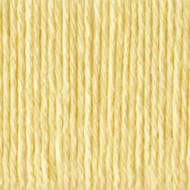 Bernat Pale Yellow Handicrafter Cotton Yarn (4 - Medium)