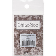 ChiaoGoo Tools 2-Pack Mini Cable Connectors