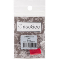 ChiaoGoo Tools 2-Pack Mini End Stoppers