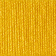Bernat Bright Yellow Super Value Yarn (4 - Medium), Free Shipping at Yarn Canada