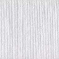 Bernat White Super Value Yarn (4 - Medium), Free Shipping at Yarn Canada