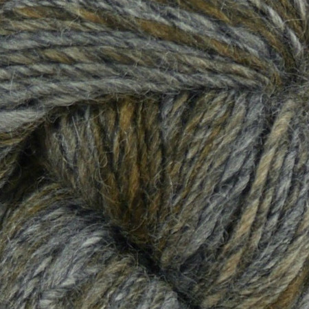 Sugar Bush Twisted Tan Motley Yarn (3 - Light)