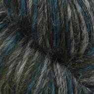 Sugar Bush Peppered Teal Motley Yarn (3 - Light)