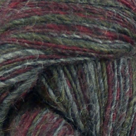 Sugar Bush Speckled Scarlet Motley Yarn (3 - Light)