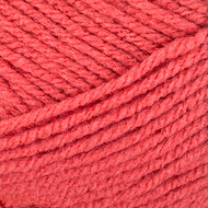 Red Heart Peachie Baby Hugs Medium Yarn (4 - Medium)