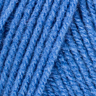 Red Heart Cornflower Blue Comfort Yarn (4 - Medium)