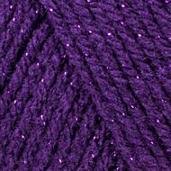 Red Heart Purple (Shimmer) Comfort Yarn (4 - Medium)