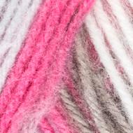 Red Heart Sweetdreams Dreamy Stripes Yarn (5 - Bulky)