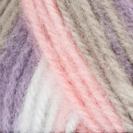 Red Heart Snowy Dreamy Stripes Yarn (4 - Medium)