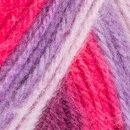 Red Heart Ethereal Dreamy Stripes Yarn (5 - Bulky)