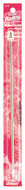 "Susan Bates Silvalume 10"" Aluminum Afghan / Tunisian Crochet Hook (Size US G-6 - 4 mm)"