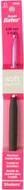 Susan Bates Silvalume Soft Ergonomic Aluminum Crochet Hook (Size US G-6 - 4 mm)