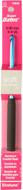 Susan Bates Silvalume Soft Ergonomic Aluminum Crochet Hook (Size US H-8 - 5 mm)