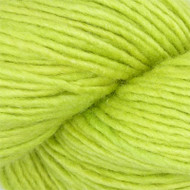 Manos del Uruguay Chartreuse Silk Blend Semi-Solids Yarn (3 - Light)