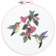 Dimensions Hummingbird Duo Cross Stitch Kit