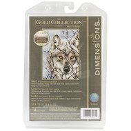 Dimensions Wolf Cross Stitch Kit