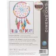 Dimensions Dreamcatcher Cross Stitch Kit