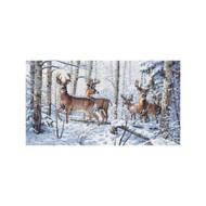 Dimensions Woodland Winter Cross Stitch Kit