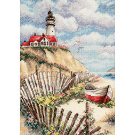 Dimensions Cliffside Beacon Cross Stitch Kit