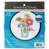 Dimensions Summer Flowers Cross Stitch Kit