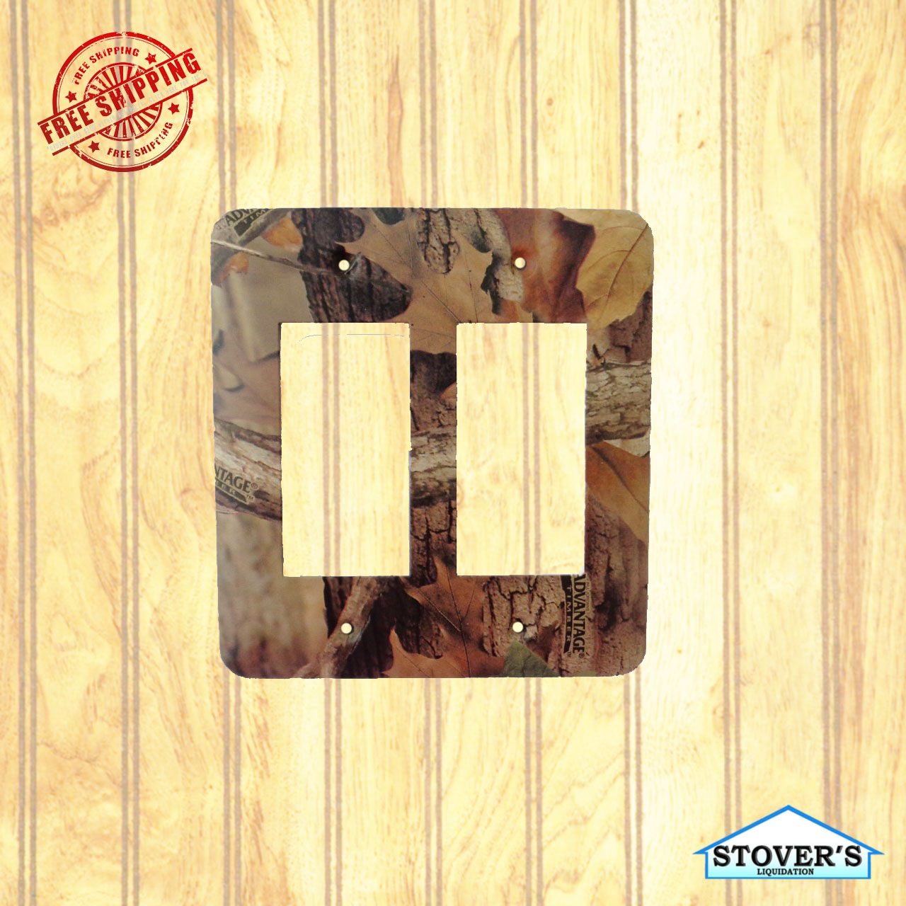 63112-double-rocker-light-switch-plate-camo-advantage-timber-stovers-liquidation.jpg