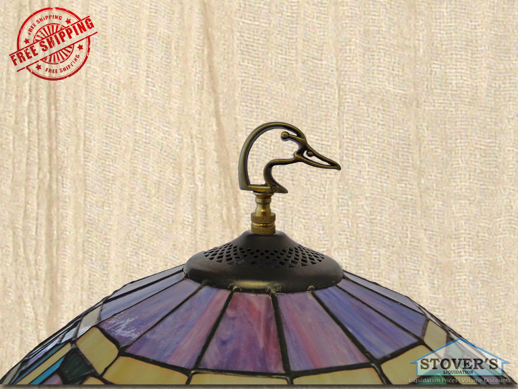 64404-ducks-unlimited-duck-head-antique-brass-john-marshall-design-lamp-finnial-stovers-liquidation.jpg