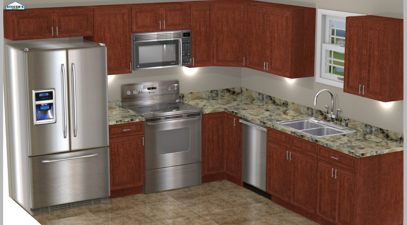 Kitchen Cabinets | Worthington Series | Cumberland Collection