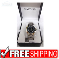 Men's Watch - Silver Waltham