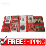 Paper Images | Assorted Christmas Cards | Box of 320 | Free Shipping