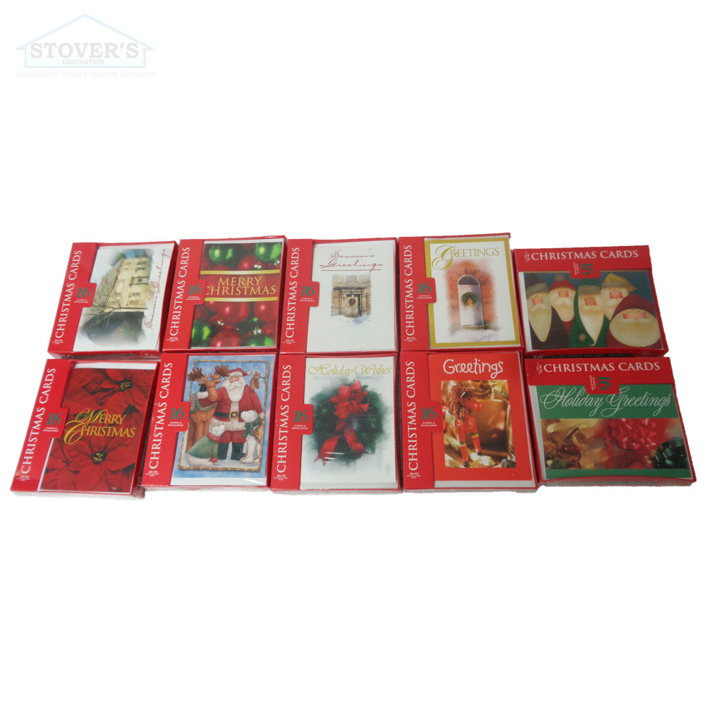 Bulk Christmas Cards Cheap
