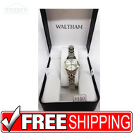 Women's Watch - Waltham Silver