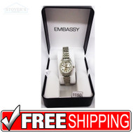 Women's Watch - Embassy Silver