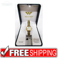 Women's Watch - Pearl Waltham Gold and Silver
