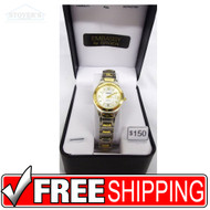 Women's Watch - Gold and Silver Embassy