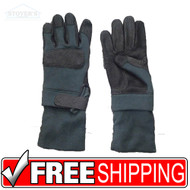 Kevlar Combat Gloves | Extended Cuff | Ansell Hawkeye | 46-409 | 181191700107