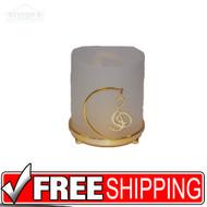Music Tea Light Candle Holder