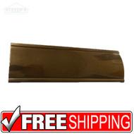 2x8 Deco | Polished Antique Bronze | Metal Look | 160848340679