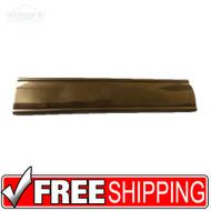1x8 Deco | Bronze Polished | Metal Look | 160848426333