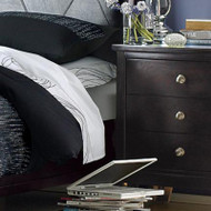 Avenue 3 Drawer Night Stand