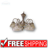 Illuminada Five Light Chandelier - 29-186970-087