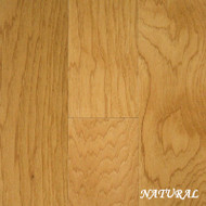 "Hickory | Engineered Hardwood Flooring | Cottage Series | 3"" x 3/8"" Cabin Grade [25.5 SF / Box]"