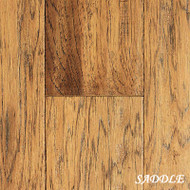 "Hickory | Engineered Hardwood Flooring | Charlet Series | 5"" x 3/8"" Cabin Grade [24.5 SF / Box]"
