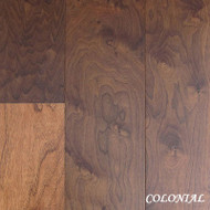 "WALNUT | Engineered Hardwood Flooring | Beach Series | 7"" x 3/8"" Cabin Grade [36.5 SF / Box]"