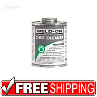 IPS Corporation | 451189 | Weld-On Cleaner | Quart