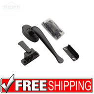 Wright Products | VIL333VB | Pull Latch | Black