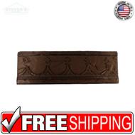 4x12 Deco | Metal Look | Hermitage Liner Oil Rubbed Bronze | M1L025065011