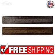 2x12 Deco | Metal Look Decos | Pisa Liner Oil Rubbed | M2L016065011