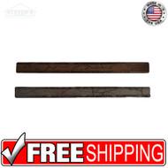1x12 Deco | Metal Look Decos | Pisa Liner Oil Rubbed | M2L017065011