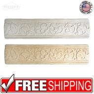 2x8 Deco | Metal Look Decos | CAS Faberge Liner | STND112030201