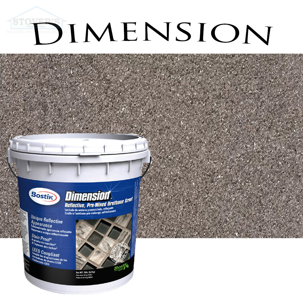 Bostik Dimension   Pre-Mixed Grout   Moonstone 670   FREE SHIPPING
